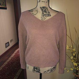 Love by design sexy soft sweater size medium